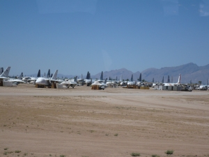 More planes in the boneyard.