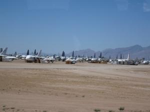 More planes in the boneyard.