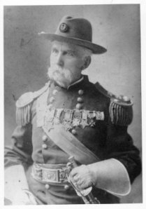 Joshua Lawrence Chamberlain in US uniform (Probably during the early 1900's)