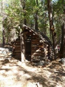 Ryder Cabin, near original Camp Kanawyer