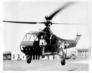 Sikosky Helicopter, 1940s