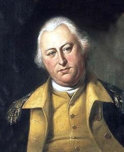 General Benjamin Lincoln (From Wikipedia, Public Domain
