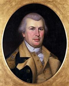 Portrait of Nathanael Greene. (Wikicommon, public domain)