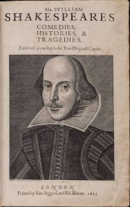 1623 William Shakespear Plays