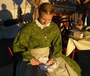 Miss Margaretta McGuire (Sarah Kay Bierle)