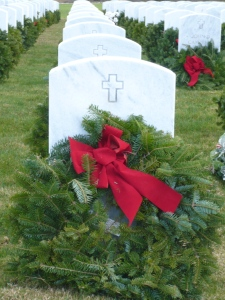 Wreaths Across America Miramar National Cemetery 2014
