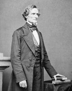 Jefferson Davis (c. 1860) Public Domain