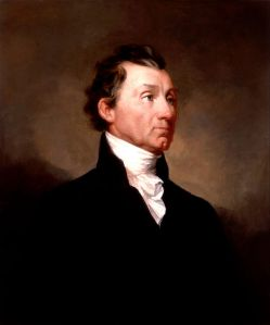 James Monroe (Public Domain image)