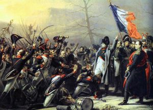 Napoleon Returns from Elba (Public Domain)