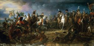 Napoleon at Austerlitz (Public Domain)