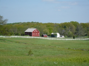 Farm near Cemetery Ridge
