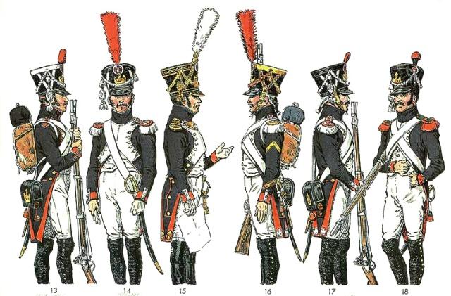 French Imperial Guards, Napoleonic Era