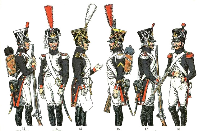 French Imperial Guards, Napoleonic Era