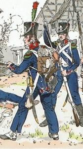 French Soldier Napoleonic Era