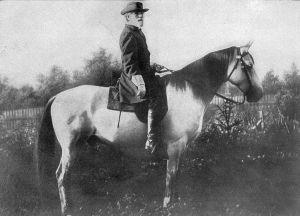 General Lee and Traveller, 1866