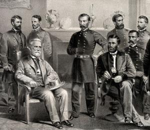 Surrender at Appomattox