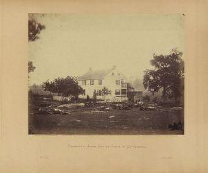 720px-Trossell's_House,_Battlefield_of_Gettysburg