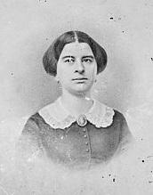 Unidentified American Civil War Civilian Lady