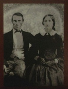 Peter and Eliza Thorn