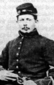 Jack Skelly, 87th Pennsylvania Infantry