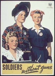 WWII Poster, American