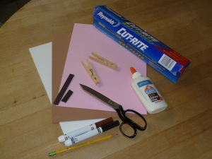 Family Fun Craft - August 2015