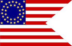 Union Cavalry Flag