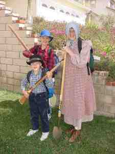 "Homeschool ""Gold Rush Day"""