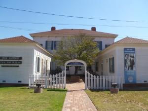The Drum Barracks Museum