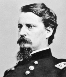 Union General Winfield S. Hancock