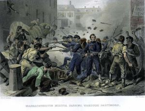 Baltimore Riots in 1861 set the stage for Maryland's Civil War