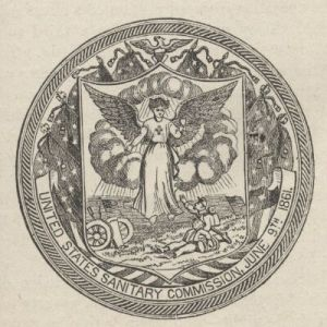 The Seal of the United States Sanitary Commission