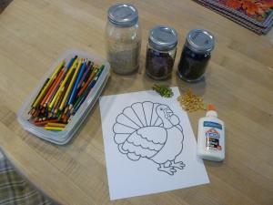 Holiday History and Craft, November 2015