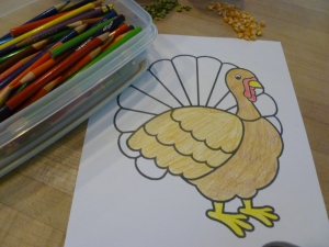 Holiday History and Craft, November 2015