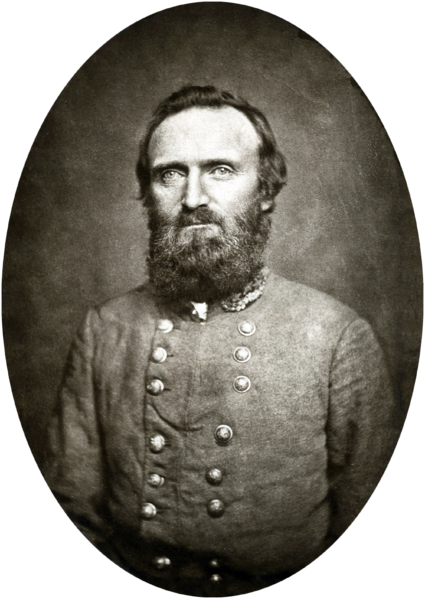 """Stonewall"" Jackson's Photograph 