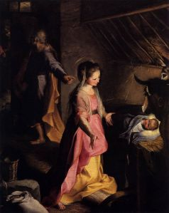 Federico_Barocci_-_The_Nativity_-_WGA01293