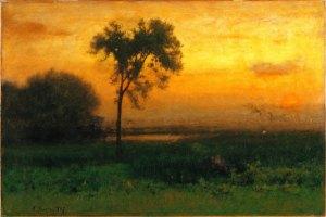 Brooklyn_Museum_-_Sunrise_-_George_Inness_-_overall_-_2