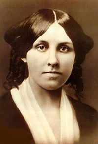 Louisa May Alcott (1850's)