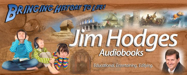 Jim Hodges Audiobooks