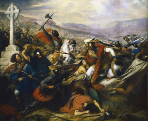 Battle of Tours-Poitiers