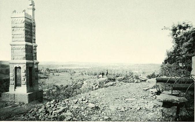 Gettysburg Battlefield, c. 1900
