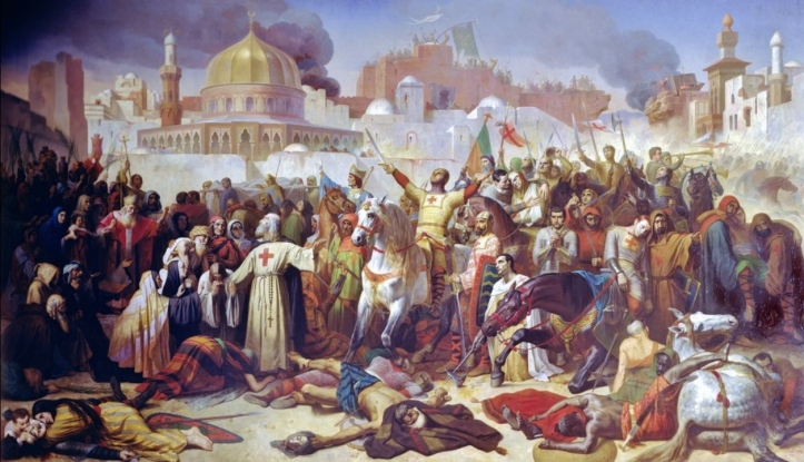 The Conquest of Jerusalem in 1099 (The Crusades)