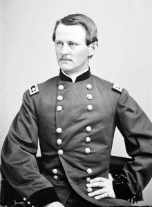 Lt. Colonel Wesley Merritt (c. 1860-1870)