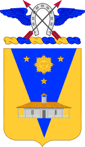 9th U.S. Cavalry Coat of Arms