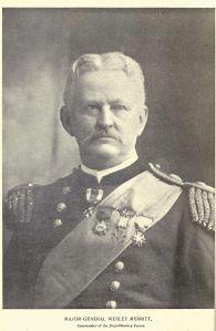 Major General Wesley Merritt