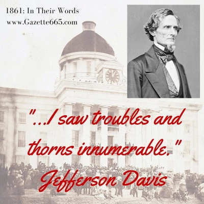 1861: In Their Words