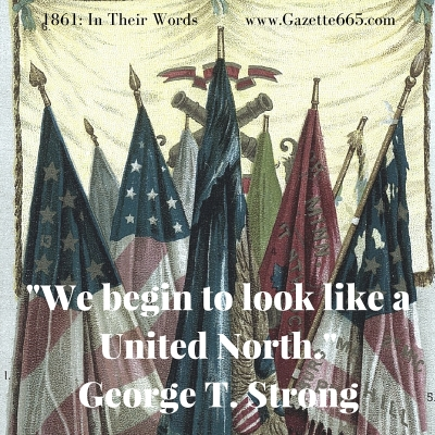 George Templeton Strong Quote