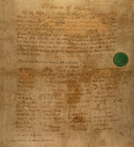 Florida's Ordinance of Secession