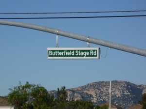 Butterfield Stage Road