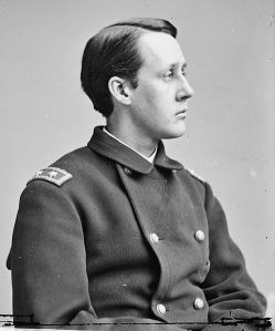 Francis C. Barlow (in this photograph he is a major general)